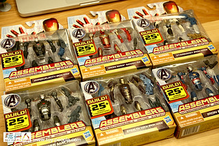 【得獎名單公佈】迎接【鋼鐵人3】上映!「孩之寶 Hasbro」鋼鐵人全系列特別報導!PART:2