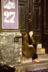 COPENHAGEN Oct 1977 pic31 (streamer020nl) Tags: copenhagen denmark nyhavn louise 1977 27 danmark kopenhagen kobenhavn