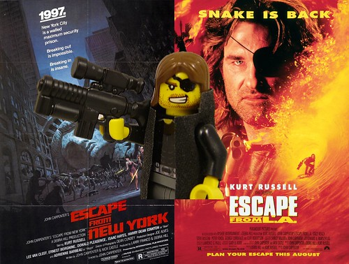 Cinephilia: Escape from New York and Escape from LA