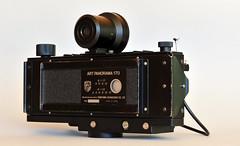 Tomiyama Art Panorama 170 n7 (heritagefutures) Tags: camera panorama art nikon f45 negative shutter 90mm 170 6x17 rollfilm copal tomiyama nikkorsw seisakusho