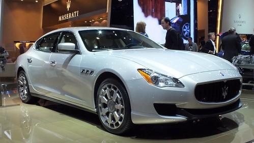 Maserati Quattroporte 2013 (1)