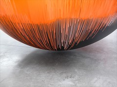 Katharina Grosse (YIP2) Tags: art netherlands museum painting minimal installation tilburg sculptures depont watchers katharinagrosse museumwatchers museumdepont
