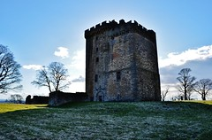 Clackmannan Tower (Matt 82) Tags: tower castle history march scotland nikon keep fortress 18mm towerhouse robertbruce clackmannanshire scottishheritage clackmannan scottishhistory scottishcastle clackmannantower scottishtower nikonafsdxnikkor1855mmf3556gvr d5100