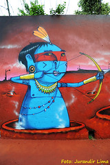 Tucuruvi - São Paulo - Brazil (Jurandir Lima) Tags: street city cidade brazil urban streetart muro art latinamerica southamerica brasil graffiti américa nikon paint br arte grafiti sãopaulo capital bra brasilien sp urbana rua brasile desenho parede pintura bairro brésil grafite artederua américadosul metrópole sudeste 巴西 zonanorte ブラジル cranio бразилия tucuruvi d700 d3100 jurandirlima