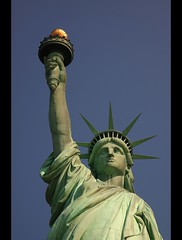 The Statue of Liberty (New York) (Franafricano) Tags: new york nyc newyorkcity summer vacation usa newyork architecture brooklyn night photography nuevayork nightx 5dmarkii