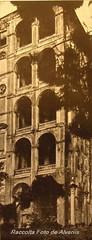 1940 ca Palazzo Ginnetti Velletri (Alvaro ed Elisabetta de Alvariis) Tags: italy rome roma 1940 velletri piazzacairoli fuoriroma foriroma forderoma fotoalterocca raccoltafotodealvariis palazzoginnettivelletri