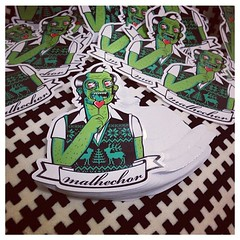 malhechor stickers also available on #stickerapp.com (setdebelleza) Tags: streetart stickerart stickers stickerapp setdebelleza
