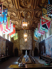 Refectory - Hearst Castle (Christian K McCoy) Tags: california dininghall sansimeon hearstcastle pacificcoasthighway refectory cabrillohighway sansimeonca