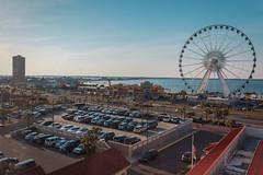 Pensacola Beach Ferris Wheel (~Marty) Tags: holiday wheel canon spring break unitedstates florida hilton ferris pensacolabeach