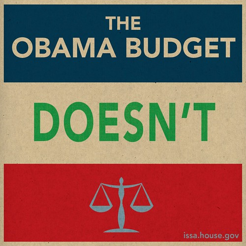 The Obama Budget Doesn