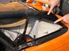 Renault 19 Cabrio ´90-´97 Verdeck os montage 03