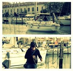 docks (notime4pix) Tags: docks boats boat dock barca barche caorle darsena darsenadellorologio