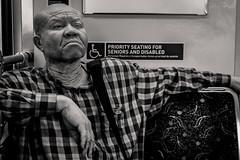 American Buldog (Javier Clift?) Tags: portrait blackandwhite candid streetportrait blackandwhitephotography candidshot candidphotography peopleofla