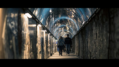 15/52 Tunnel  Explore #163 (Orione Photographer) Tags: people italy canon photography raw bokeh candid 5dmk3 orione1959 52weekofstreet orionephotographer