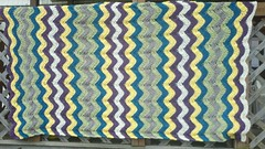The Crochet Crowd Ocean Waves Throw (The Crochet Crowd) Tags: ripple crochet contest mikey yarn blanket afghan april blankets redheart chevron challenge freepattern 2013 freecrochetpattern thecrochetcrowd crochetcrowd oceanwavesafghan oceantagsoceanwavesafghan