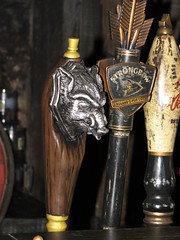 Taps at the Hog's Head at the Wizarding World of Harry Potter (FranMoff) Tags: beer pig pub head ale universal tap hog themepark hogshead bassale islandsofadventure hogsmeade wizardingworld wizardingworldofharrypotter
