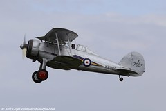 Shuttleworth Collection Training Week 2013_1562 (shuttleworthpix) Tags: flying fighter aviation airshow ww2 april warbird raf biplane gladiator 1937 aerodrome gloster robbo airdisplay royalairforce shuttleworthcollection oldwarden 2013 trainingweek robleigh gamrk k7985 keithdennison