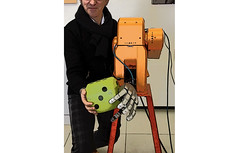 """Human-Robot Interaction • <a style=""""font-size:0.8em;"""" href=""""http://www.flickr.com/photos/95191479@N02/8677967382/"""" target=""""_blank"""">View on Flickr</a>"""
