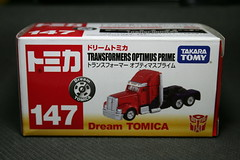 IMG_4024 (tkjoseph) Tags: toy transformers takara tomy  optimusprime tomica    no147 dreamtomica