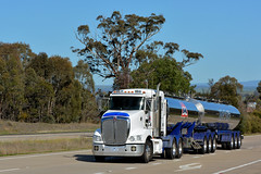 Tanker Day, Hume Highway (Jungle Jack Movements) Tags: jungle jack