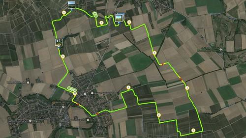 Runtastic-Lauf am 7.8.2016