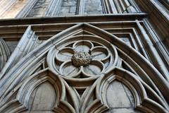 York Minster - green man (UncanD) Tags: york yorkshire medieval yorkminster chapterhouse greenman capitals