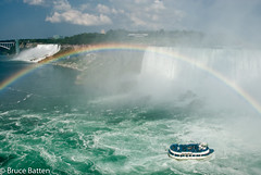090814 Niagara-07.jpg (Bruce Batten) Tags: vehicles rainbows plants subjects transportationinfrastructure buildings atmosphericphenomena boats businessresearchtrips trees locations trips occasions rivers bridges canada rocksgeologicalformations waterfalls niagarafalls ontario ca