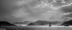 Marmaris ,Turkey (By Hayan) Tags: marmaris turkey sea seaside misty cloudy travel canon7d wow