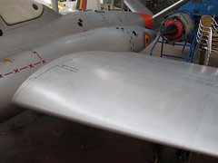 """Fouga Magister C.M.170 37 • <a style=""""font-size:0.8em;"""" href=""""http://www.flickr.com/photos/81723459@N04/28687440933/"""" target=""""_blank"""">View on Flickr</a>"""