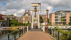 Drieharingenbrug [Explored] (FotoCorn) Tags: amsterdam drieharingenbrug drawbridge ophaalbrug brug canal bridge
