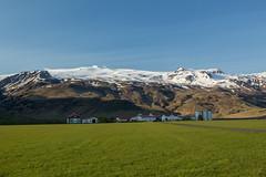 Eyjafjallajkull 01 (sarahmonious) Tags: eyjafjallajkull eyjafjallajokull volcano glacier ringroad goldencircle route1 route1iceland iceland iceland2016 icelanding2016 traveling