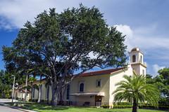 Saint Sebastian Church FL (robertjamesstarling) Tags: saint sebastian church fort lauderdale
