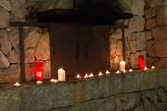 Villa Cabanellas, near Pollensa, Mallorca (AndrewAt12B) Tags: spain balearicislands pollena villacabanellas mallorca majorca villa dining candlelight candles outdoor