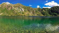 Valle de Lago (happy.apple) Tags: camnrealdelamesa principadodeasturias spain es somiedo valledelago lake panorama geotagged