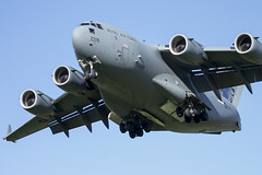 ZZ176 Boeing C-17A Globemaster III (danstephenlewington) Tags: aircraft brize norton raf airforce military airplane