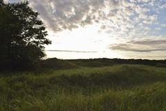 DSC_0022 (RYANinHD_87) Tags: maine hermit island campground beach sunset dunes sanddunes sand sandunes seagrass dunegrass