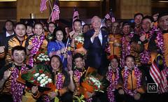Menyambut Kepulangan Wira-Wirawati Olimpik Negara 2016. (Najib Razak) Tags: najibrazak menyambut kepulangan wirawirawati olimpik negara 2016