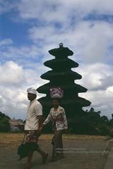 Bali, Besakih temple (blauepics) Tags: indonesien indonesia indonesian indonesische bali island besakih hindu religion temple tempel tower turm pagoda pagode