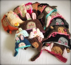 New lot of Lalatroop Blythe hats.. 😍😍