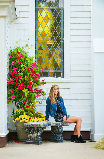 Bishop McGuinness Catholic High School Senior