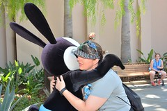 """Tracey and Oswald the Lucky Rabbit • <a style=""""font-size:0.8em;"""" href=""""http://www.flickr.com/photos/28558260@N04/29197593916/"""" target=""""_blank"""">View on Flickr</a>"""