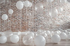White And Transparent Balloons (whichweddingvenue) Tags: chair decoration brick fun helium feature white day balloon inflatable holiday symbol celebration social married event gift stool building touching love shape congratulating object emotion wall surprise latex beauty birthday backgrounds joy wedding elegance heart valentines beautiful romance party single ideas ukraine