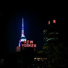 New Yorker  Explored 09/01/2016 (NEXtographer) Tags: lights night a7rii newyorkcity sony newyorker mirrorless kidney emount outdoor