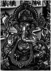 ... (Ramalakshmi Rajan) Tags: idol idols brassidol pillayar vinayaga ganesha lordganesha wishes nikond5000 nikon nikkor35mm ramalakshmirajan