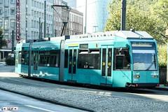 Frankfurt Tram Germany 2016 (seifracing) Tags: frankfurt tram germany 2016 city center seifracing spotting services german car crash vehicle brigade street road