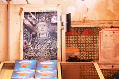 Catania's fish market (ciccioetneo) Tags: catania sicilia sicily italia italy piscaria fishmarket pescheria folklore nikond7000 ciccioetneo apiscaria nikon2470mm28 santagata saintagatha sagata fede faith street streetphotography
