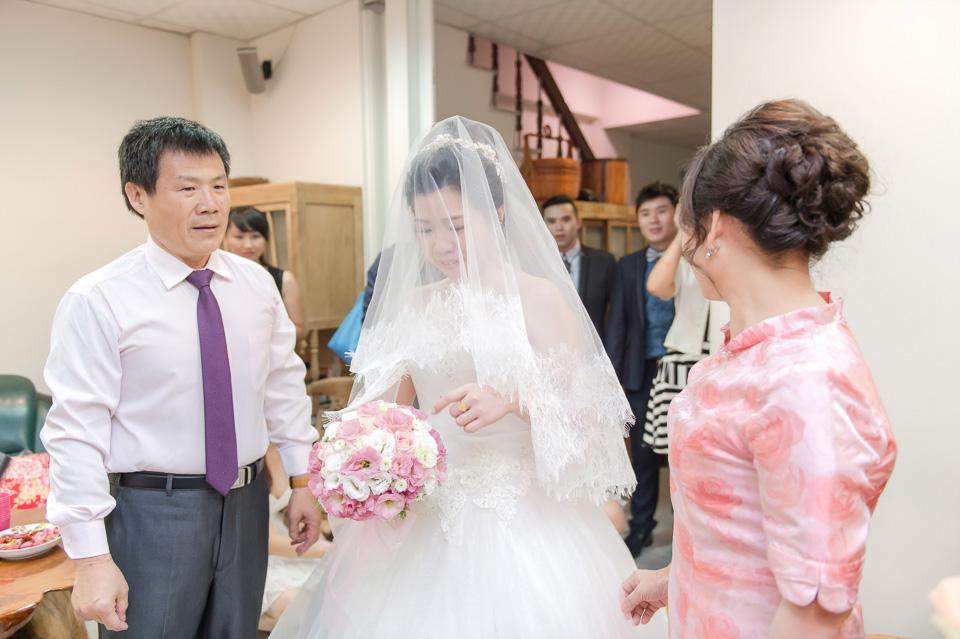 台南婚攝 情定婚宴城堡永康館 婚禮紀錄 C & V 078