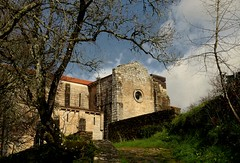 Monasterio de Carboeiro.......... (T.I.T.A.) Tags: galicia pontevedra tita silleda monasteriodecarboeiro carmensolla monasteriodesanlorenzodecarboeiro carmensollafotografa carmensollaimgenes