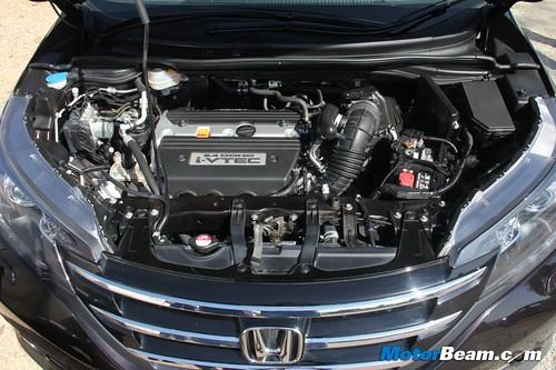 Honda crv 2013 specification