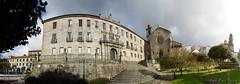 Pontevedra (Luis Diaz Devesa) Tags: espaa spain europa galicia galiza pontevedra conventodesanfrancisco edificiodehacienda luisdiazdevesa plazadeaferrera aferrera